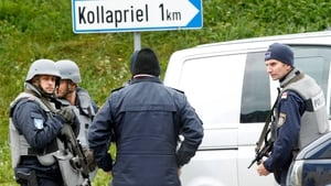 The body was discovered at a farmhouse where the suspect lived in the province of Lower Austria