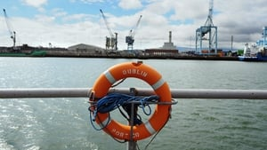 Dublin Port Company has proposed deeper berths for passenger, freight and cruise ships