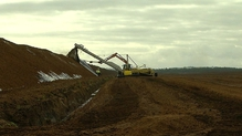 Bord na Móna says it has begun its transition away from harvesting peat for energy production
