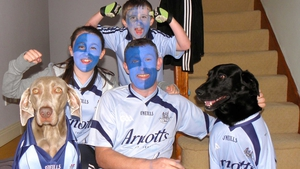 All creatures great and small getting ready to shout for the Dubs
