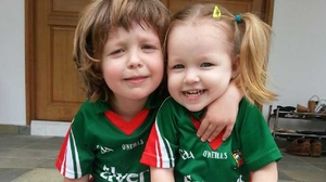 Mayo for Sam, say Jack and Aoibhinn Hose in Singapore