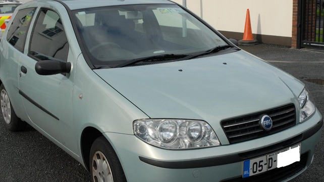 Her Fiat Punto was found by gardai at Shanganagh Cemetery on 24 August 2012