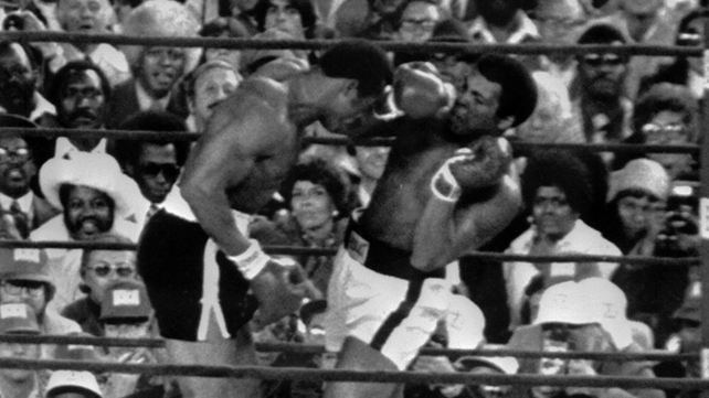 Norton had a number of notably tough encounters with Muhammad Ali