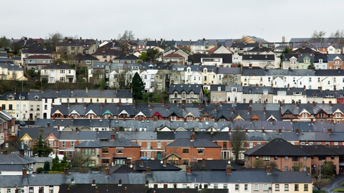 One national estate agency group reported a 6.2% annual price increase outside Dublin