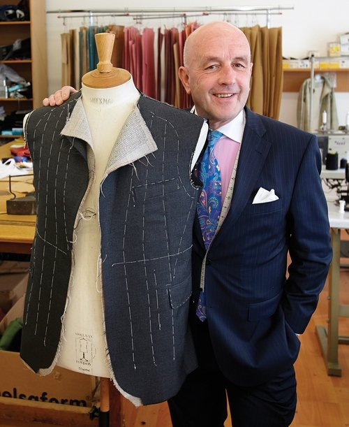 Louis Copeland launches National Tailoring Academy