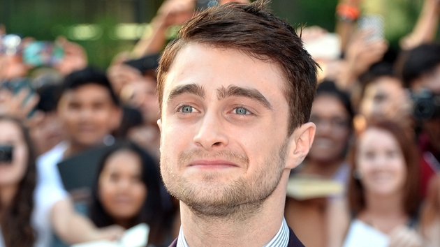 Daniel Radcliffe has ruled out an appearance in JK Rowling's new film project