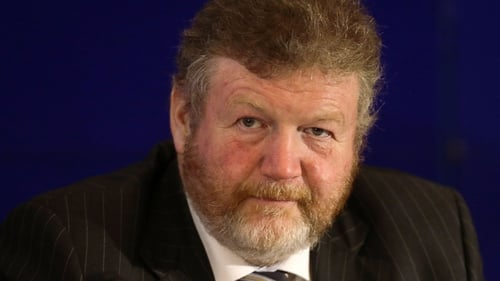 Dr James Reilly said a number of previously signposted risks had come to pass