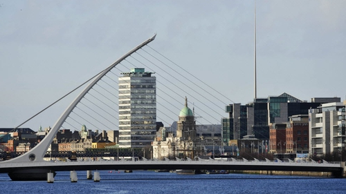Hibernia REIT acquired Guild House and Commerzbank House off Dublin's North Wall Quay