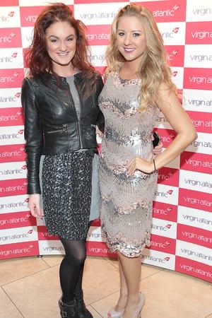 Geraldine O'Callaghan and Gill Keogh