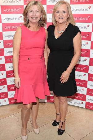Trisha Cregg and Anne Clowry