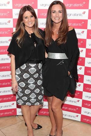 Charlotte Bradshaw and Lorraine Keane