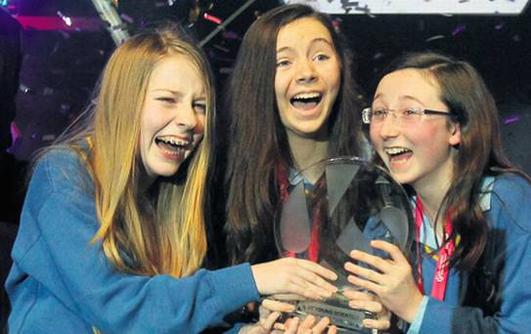 BT Young Sceintists Award