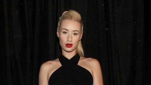 Aussie rapper Iggy Azalea will be performing in a secret location on Arthur's Day