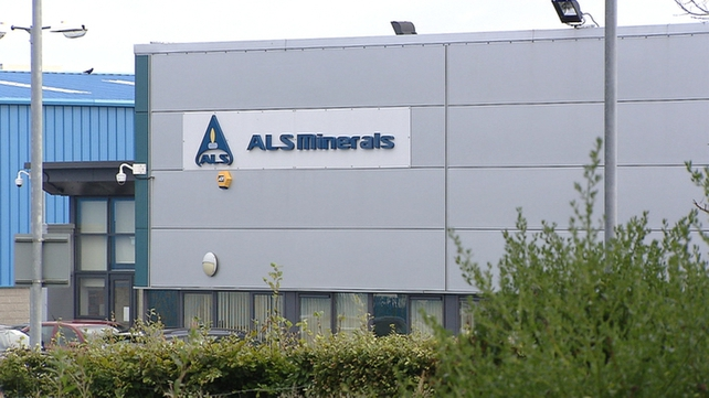 ALS Minerals says it is committed to maintaining its Loughrea base