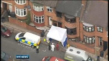Man charged with murder over Leicester house fire