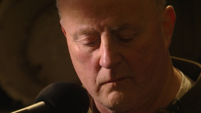 Christy Moore has accused Diageo of going 'AWOL at closing time'