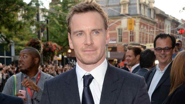 Fassbender for western role