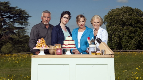 The Great British Bake Off  - New home from next year