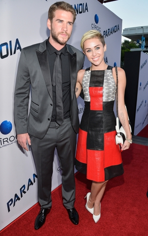Liam Hemsworth and Miley Cyrus called time on their four year relationship