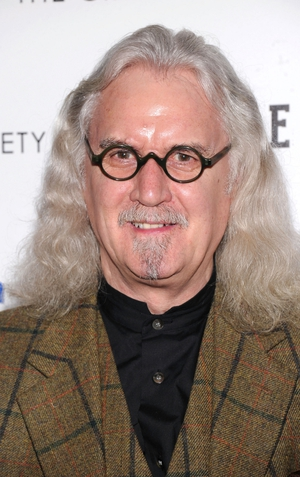 Billy Connolly recieved treatment for prostate cancer and for the early signs of Parkinsons