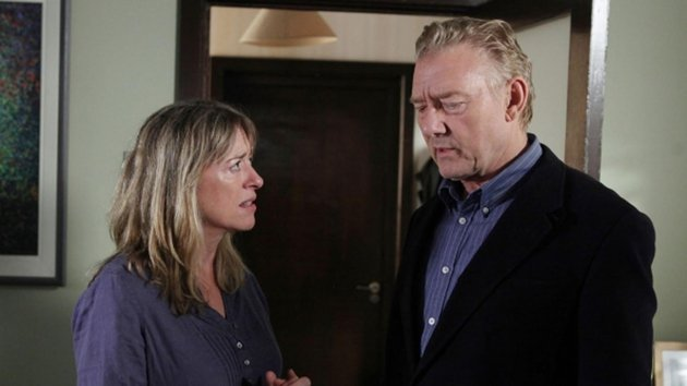 Leo tries to make Judith realise it wasn't his fault