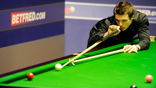 Michael Holt is through to the semi-final of a ranking tournament for the first time ever
