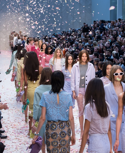 Burberry spring/summer 2014