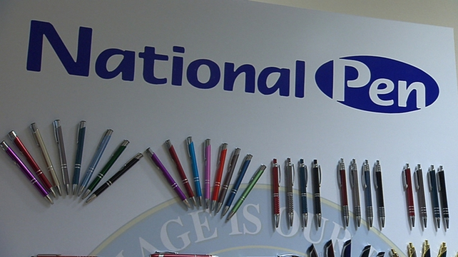 The expansion at National Pen brings its workforce to almost 460