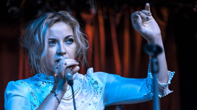 Charlotte Church doesn't think Miley is responsible for  her recent VMA scandal