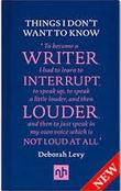 Book Review - Deborah Levy