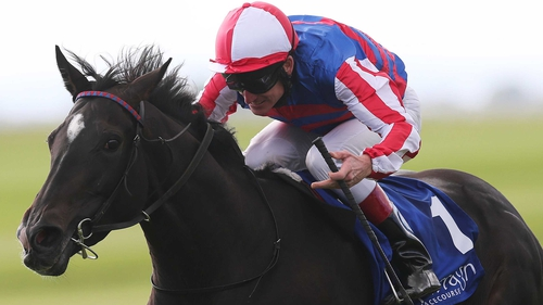 Johnny Murtagh partnered Rich Coast to success for his main patron at Listowel