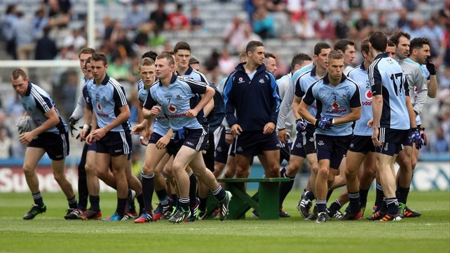 Dublin are bidding for a second All-Ireland success in three years