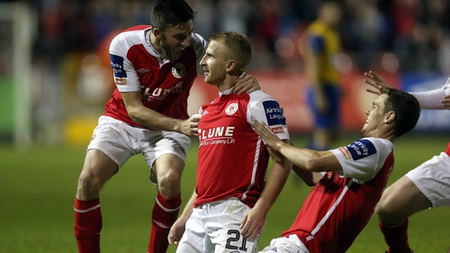 Saints can secure the title at Inchicore this evening