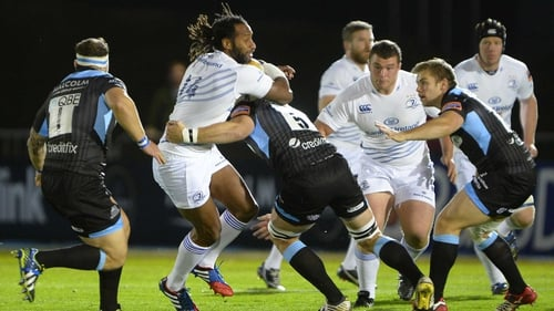 Glasgow's victory sees them go top of the Pro 12 league