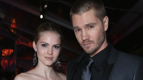 Kenzie Dalton and Chad Michael Murray in February 2013