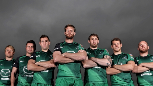 Connacht face Ulster at the Sportsground