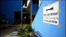 Sri Lanka polling underway in Sri Lankan north