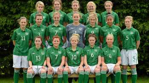 The Irish U-19s continue their good start to qualifying