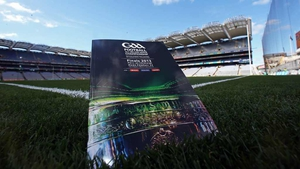 A view of the match programme for the 2013 All-Ireland football finals