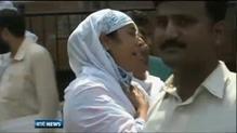 56 confirmed dead in Pakistan bombing