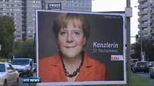 Merkel favourite to retain position as Germany goes to polls