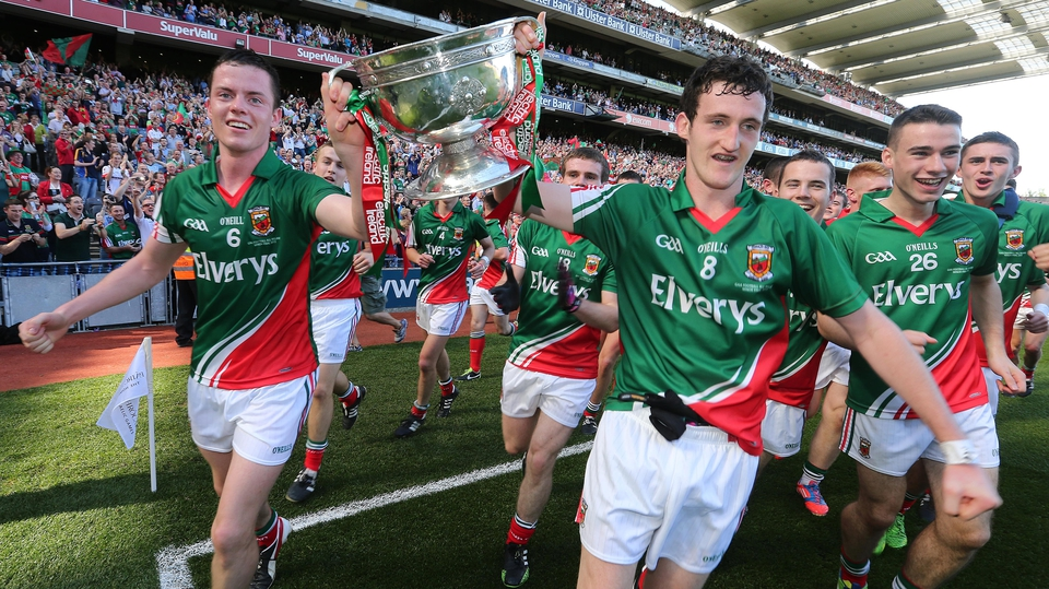 Mayo - All-Ireland minor football champions 2013