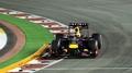 Classy Vettel seals Singapore win