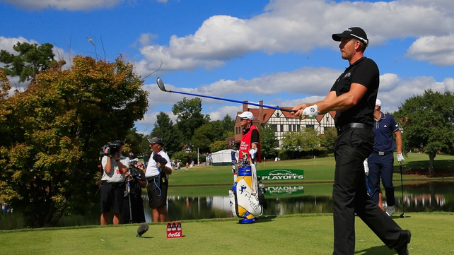 This latest success is a real return to form for Henrik Stenson