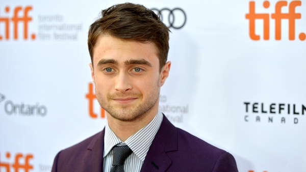 Radcliffe - was keen to prove his skills