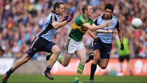 Kerry take on Dublin in Croke Park on Saturday evening
