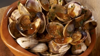 Saffron Clams - Try Rachel Allen's saffron clams at home by following her step by step guide