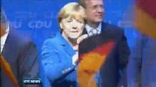 Merkel faces tough coalition talks after election
