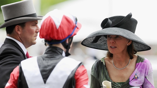 Lady Cecil is to carry on as trainer at Warren Place