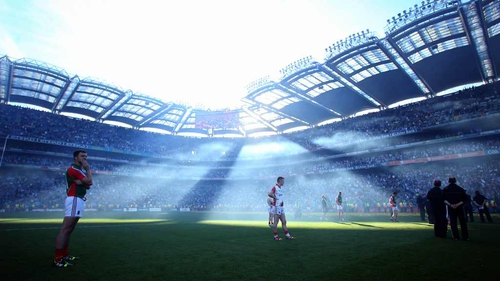 Mayo had mixed fortunes in Croke Park yesterday